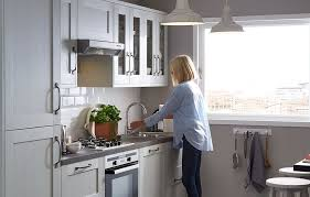 grey kitchen cabinets b q pin by helen lester on blue house ideas kitchen