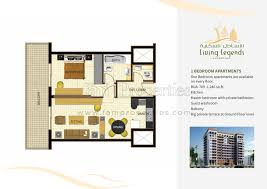 floor plans living legends dubai land by tanmiyat