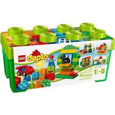 legos walmart black friday lego duplo all in one box of fun building set walmart com