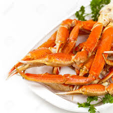 snow crab legs stock photo picture and royalty free image image