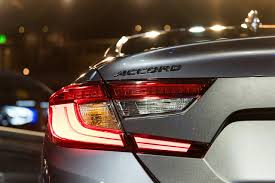 2018 honda accord 2 0t touring tail lamp indian autos blog