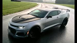 camaro pictures 2018 camaro zl1 1le one take