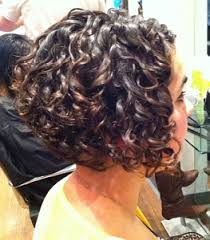 graduated bob for permed hair mjhair graduated curly bob hairstyles to try pinterest