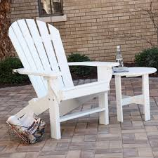 jayhawk plastics recycled plastic cape cod adirondack chair set