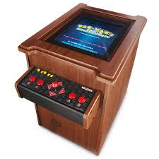 Ms Pacman Cocktail Table Pac Man U0027s Arcade Party Home Cocktail Table Arcade Game