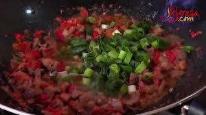 cara membuat nasi bakar khas bandung nasi bakar isi ati ampela vidio com
