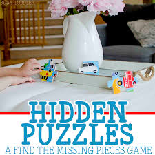 puzzle hide and seek busy toddler