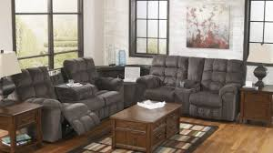 Reclining Sofa Loveseat Sets Wonderful Brown Leather Style Fabric Classic Reclining Sofa