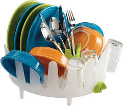 Bed Bath And Beyond Dish Rack Amazon Com Chef U0027n Cleangenuity Garden Dish Rack Avocado Chef