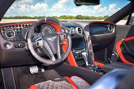 bentley sports car interior bentley supersports towards 200 mph car guy chronicles