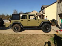 commando green jeep what did you do to your jk today page 583 jeep wrangler forum