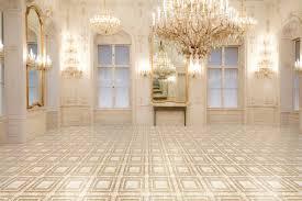 patterned ceramic floor tile creative home decoration