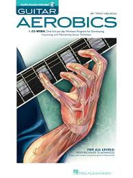 guitar aerobics a 52 week one lick per day workout program for
