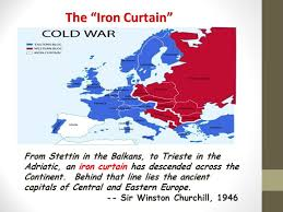 Eastern Europe Iron Curtain Intro To Cold War The Cold War Truman Doctrine 1947 1 Civil 1