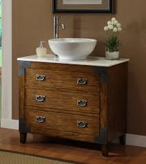 Bathroom Vanity With Vessel Sink by 36