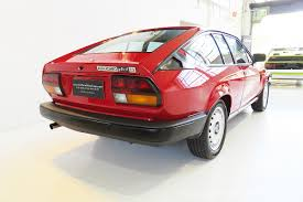 classic alfa romeo sedan 1982 alfa romeo gtv6 classic throttle shop