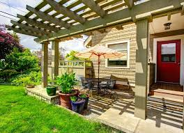 Backyard Arbors Backyard Pergola Small Backyard Landscaping Ideas 8 Diys To