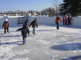 city re launches neighbourhood ice rink program are they