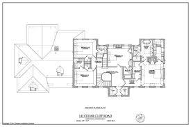 Psycho House Floor Plans 142 Cedar Cliff Road Riverside Ct 06878 Mls 95958 David