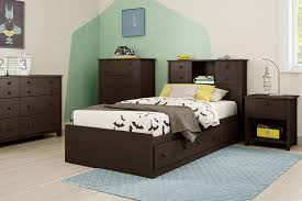 amazon com south shore little smileys twin mates bed 39 u0027 u0027 with