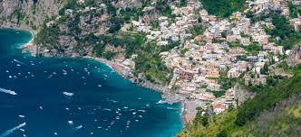Map Of Amalfi Coast Il Sentiero Degli Dei The Amalfi Coast