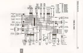 wiring diagram for honda xl 185 vintage thumpertalk