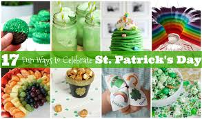 17 st patrick u0027s day activities crafts games recipes u0026 more