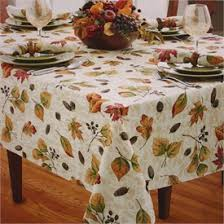 fall festivities thanksgiving tablecloth thanksgiving