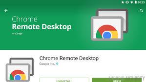 google teamviewer using chrome remote desktop and teamviewer from your android phone