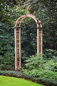 charming inspiration garden arch trellis fresh design iron garden