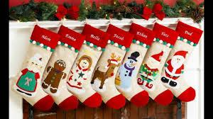 kids christmas stockings youtube