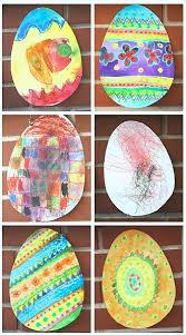 Easter Decorations For Eggs easter craft for kids easter egg art inspired by rechenka u0027s eggs