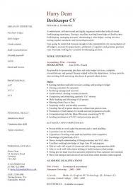 Sample Resume For Bookkeeper by Bookkeeper Duties And Responsibilities Resume U2013 Resume Examples