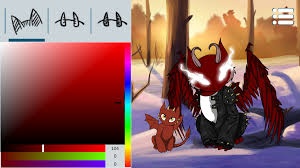 avatar maker dragons android apps google play