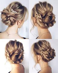 bridal hair bun bridal hairstyles for hair updo best 25 wedding hair updo