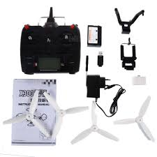 xk x300 f powerful and easy to fly drone with optical flow