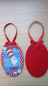 dr seuss ornaments crafts just for
