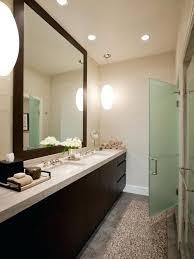how to frame a bathroom mirror bathroom mirror frame gold framed bathroom mirrors bathroom mirror