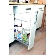 panier coulissant pour meuble de cuisine amenagement placard cuisine coulissant amenagement panier coulissant