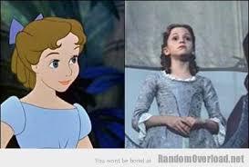 Peter Pan Meme - wendy from peter pan totally looks like elizabeth swann randomoverload
