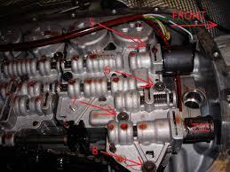 diy replacing tcc solenoid on gm 5l40e a5s 360r a5s 390r fix