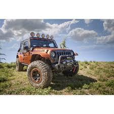 rugged ridge 15100 01 heavy duty 8 500 lbs off road winch