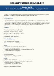 Icu Rn Job Description Resume by Icu Nursing Resume Examples Contegri Com