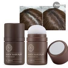 hair puff qoo10 the shop hair puff 7g brown