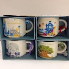 starbucks walt disney world parks you are here mug