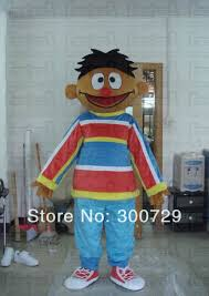 Bert Ernie Halloween Costume Popular Cartoon Bert Ernie Buy Cheap Cartoon Bert Ernie
