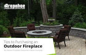 Where To Buy Outdoor Fireplace - tips to purchasing an outdoor fireplace by outdoor fireplaces
