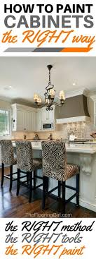 what is the best way to paint cabinet doors how to paint cabinets the right way the flooring