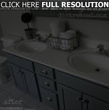 how to paint bathroom vanity bathroom decoration