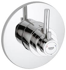 grohe 34224000 avensys modern dual control shower mixer amazon